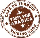 Café en grains 100% arabica de terroir